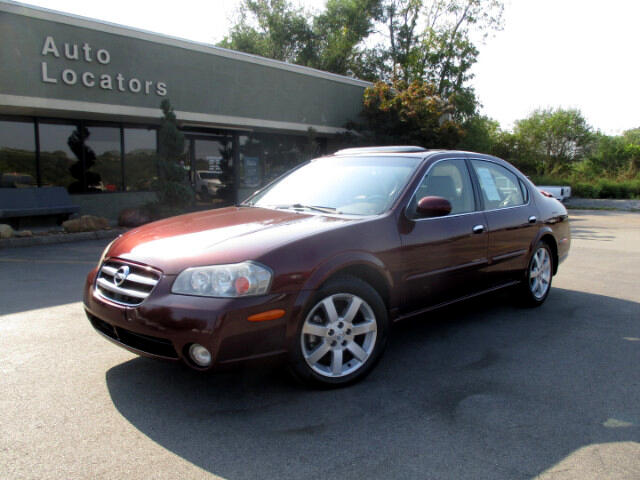2002 Nissan Maxima Please feel free to contact us toll free at 866-223-9565 for more information ab
