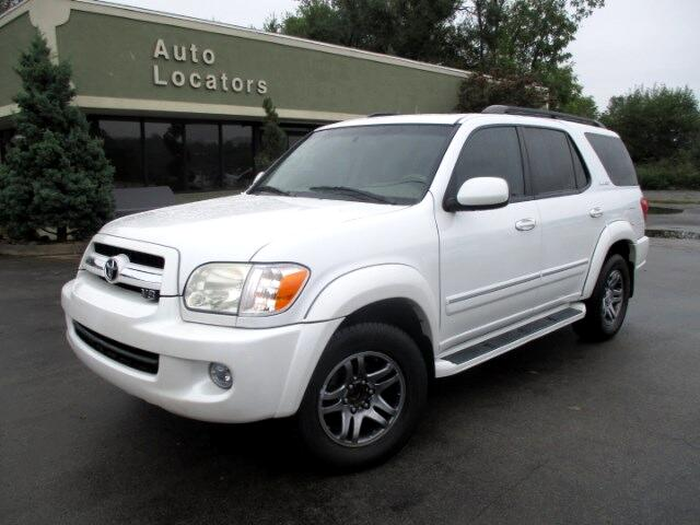 2006 Toyota Sequoia Please feel free to contact us toll free at 866-223-9565 for more information a