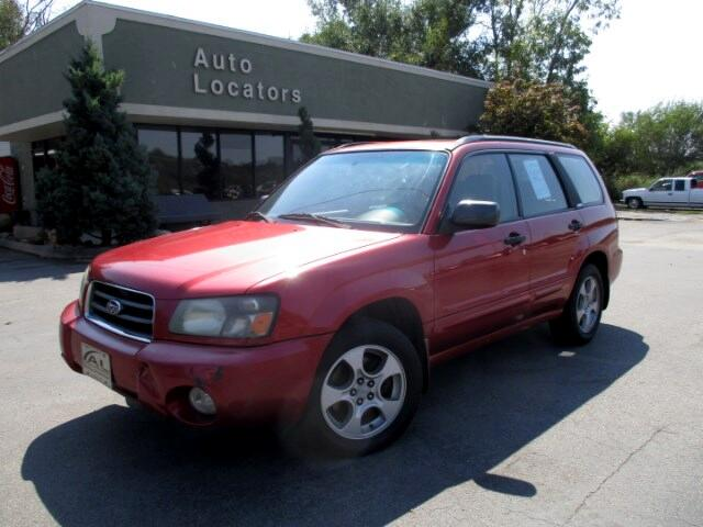2003 Subaru Forester Please feel free to contact us toll free at 866-223-9565 for more information