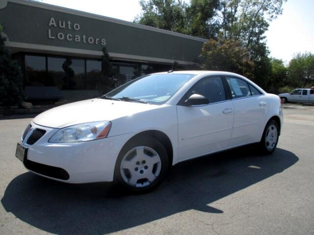 2008 Pontiac G6 Please feel free to contact us toll free at 866-223-9565 for more information about