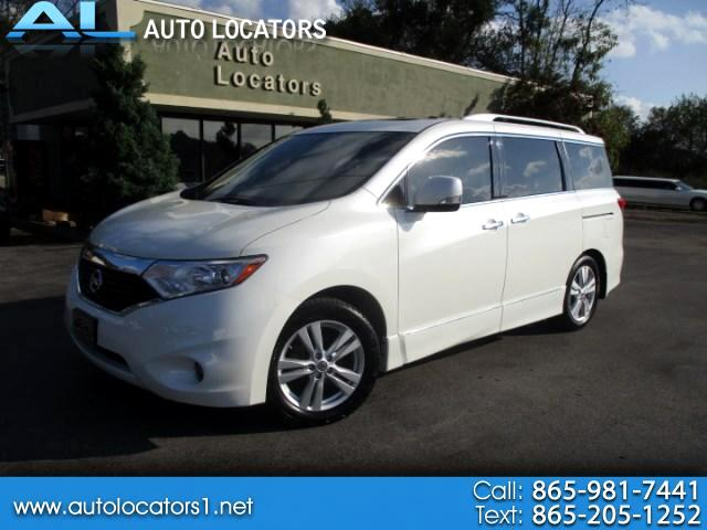 2013 Nissan Quest Please feel free to contact us toll free at 866-223-9565 for more information abo