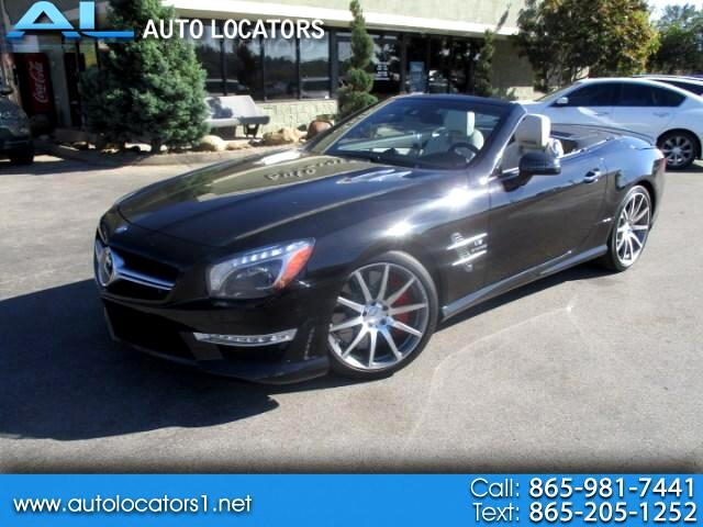 2013 Mercedes SL-Class Please feel free to contact us toll free at 866-223-9565 for more informatio