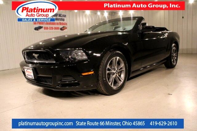 2014 Ford Mustang V6 2D Convertible