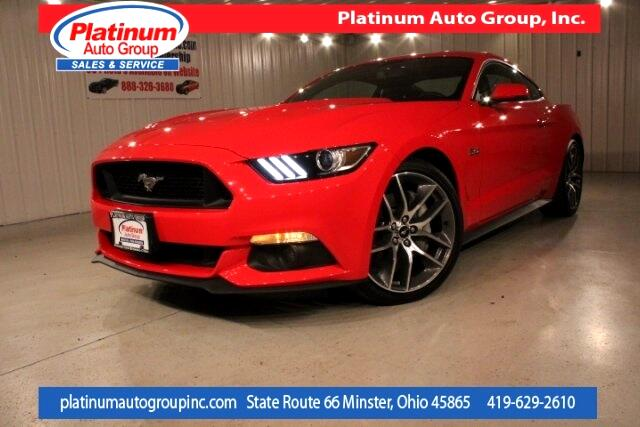 2015 Ford Mustang GT Premium 2D Coupe