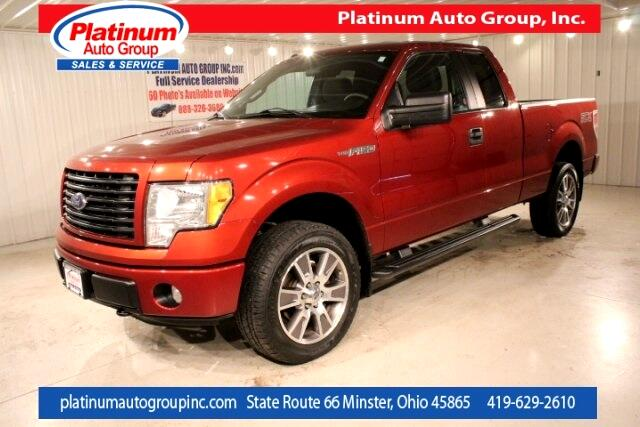 2014 Ford F-150 STX Super Cab
