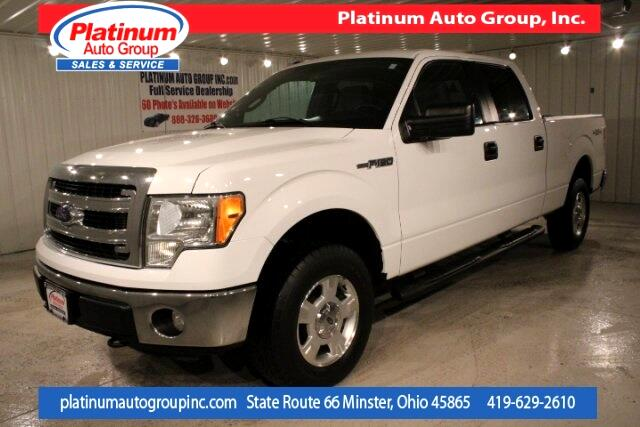 2014 Ford F-150 XLT 4D SuperCrew