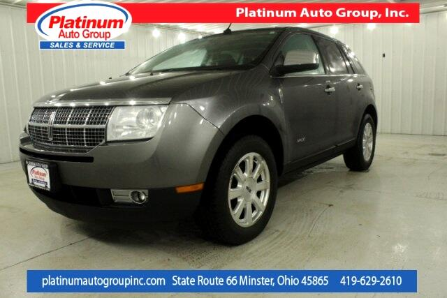 2010 Lincoln MKX Base 4D Sport Utility