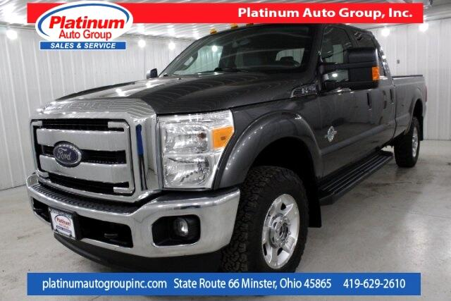 2015 Ford F-250 SD XLT 4D Crew Cab