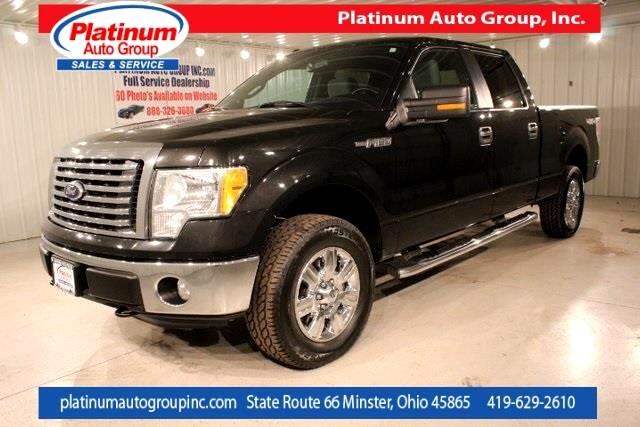 2012 Ford F-150 XLT 4D SuperCrew