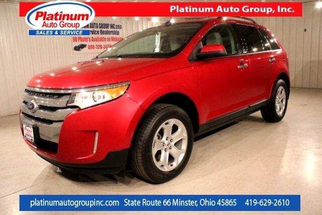 2011 Ford Edge SEL 4D Sport Utility