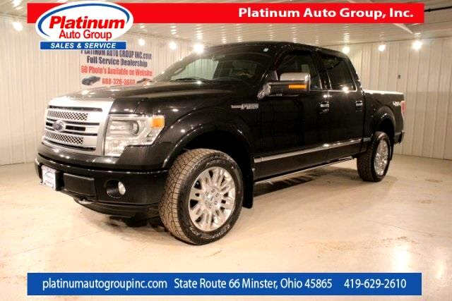 2014 Ford F-150 Platinum 4D SuperCrew