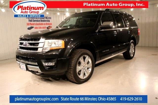 2015 Ford Expedition Platinum 4D Sport Utility