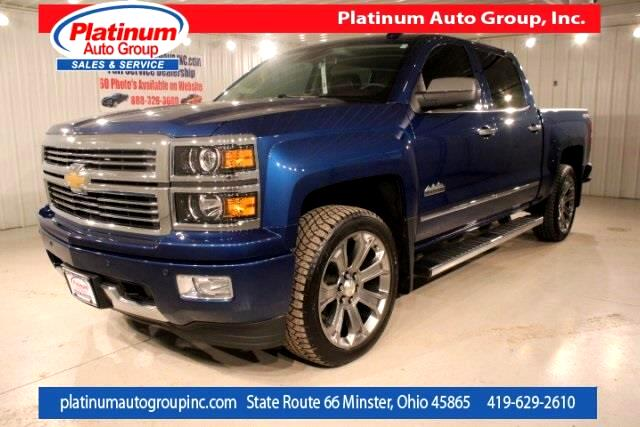 2015 Chevrolet Silverado 1500 High Country 4D Crew Cab