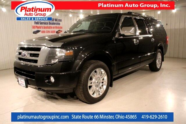 2014 Ford Expedition Limited 4D Sport Utility