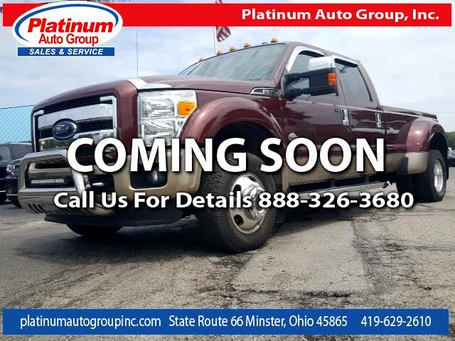 2012 Ford F-450 SD King Ranch 4D Crew Cab