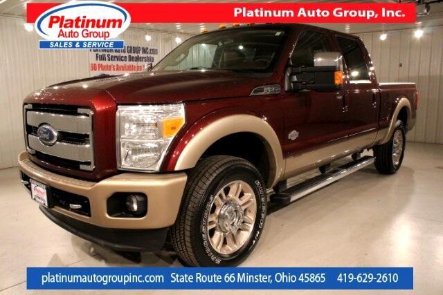 2011 Ford F-250 SD King Ranch 4D Crew Cab