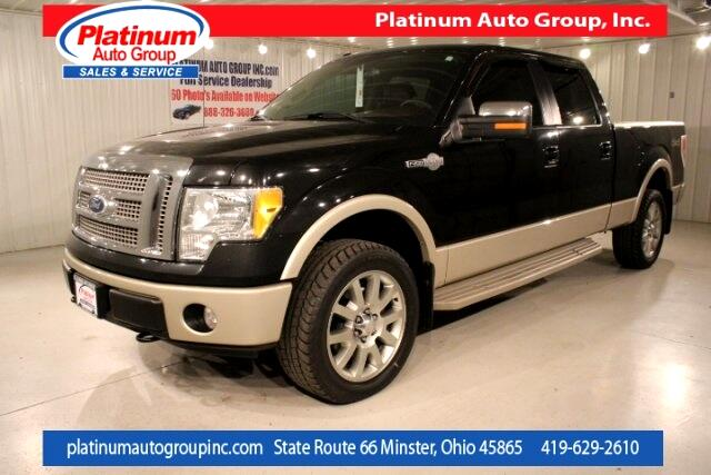 2010 Ford F-150 King Ranch 4D SuperCrew