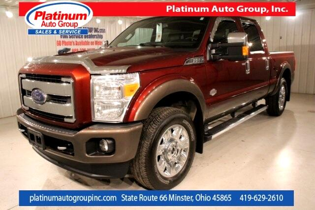 2015 Ford F-250 SD King Ranch 4D Crew Cab