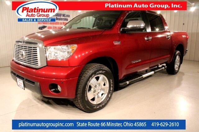 2007 Toyota Tundra Limited 4D CrewMax