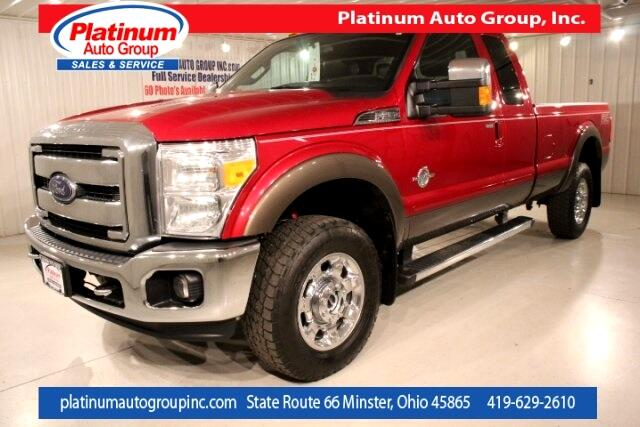 2015 Ford F-350 SD Lariat Super Cab 4x4