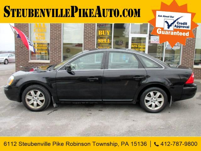 2006 Ford Five Hundred SEL AWD