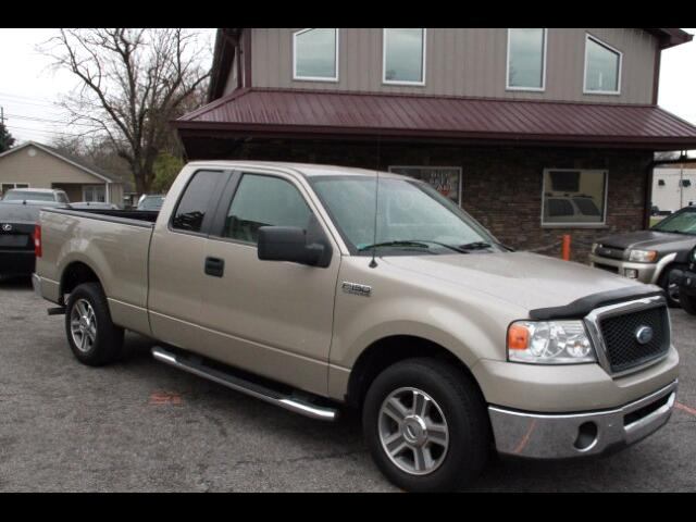 2008 Ford F-150 XLT SuperCab 2WD