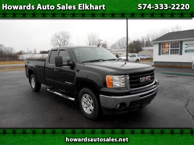 2009 GMC Sierra 1500 Ext. Cab Long Bed 4WD