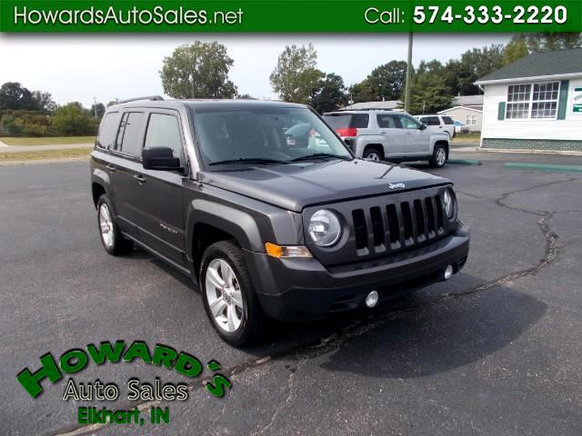 2014 Jeep Patriot FWD