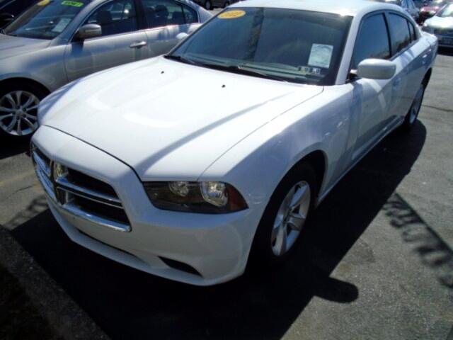 2012 Dodge Charger SE
