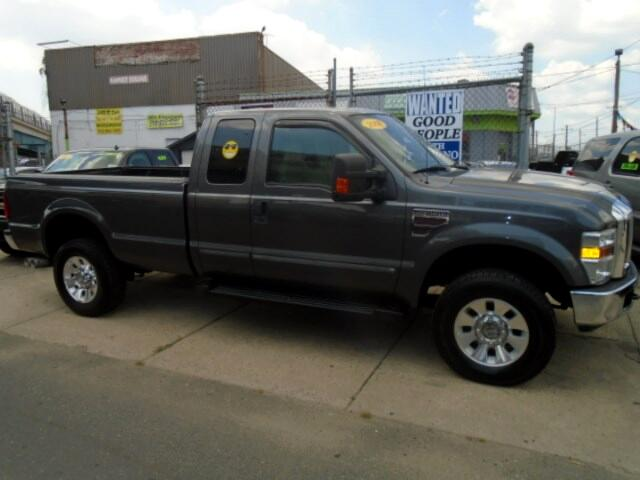 2008 Ford F-350 SD XLT SuperCab 4WD