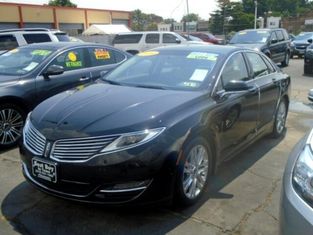 2014 Lincoln MKZ AWD