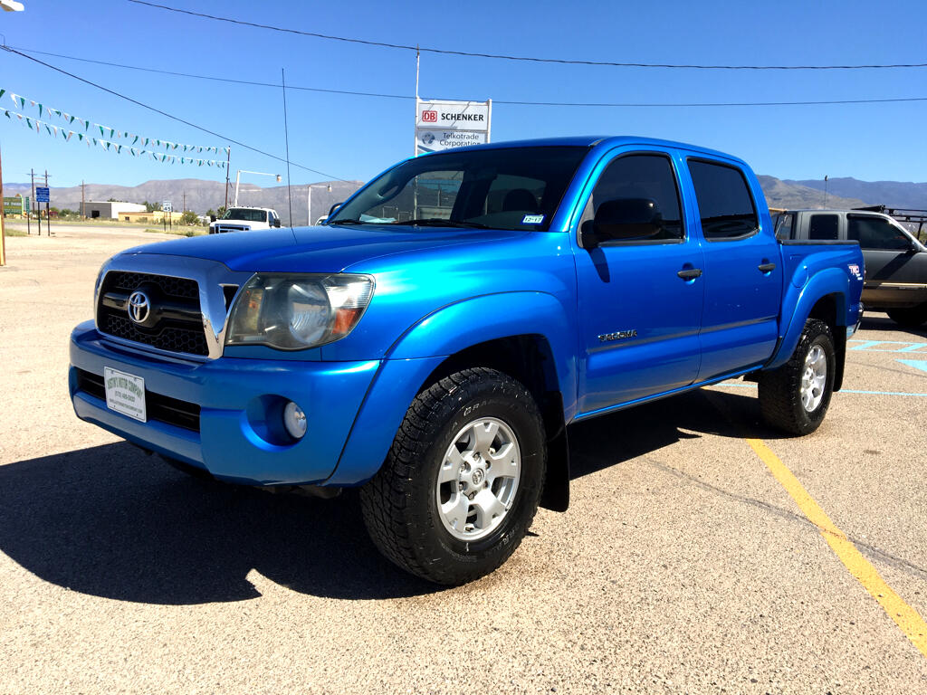 2011 Toyota Tacoma PreRunner Double Cab V6 Automatic 2WD