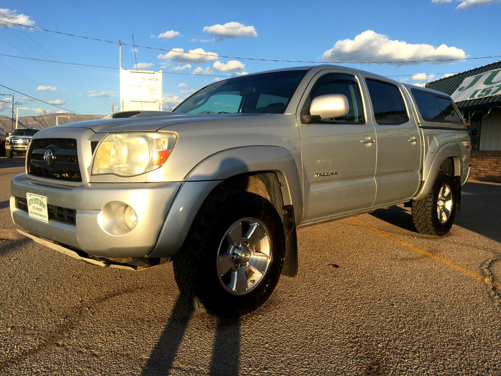 2007 Toyota Tacoma 4WD Double Cab V6 AT TRD Pro (Natl)