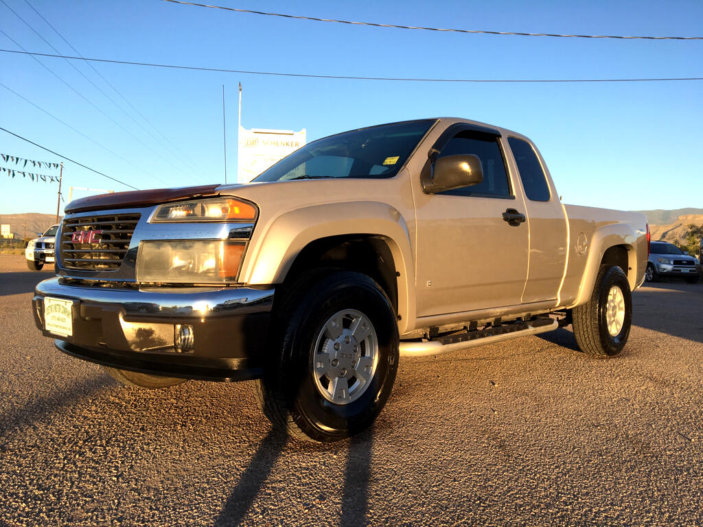 2006 GMC Canyon SLT Ext. Cab 2WD