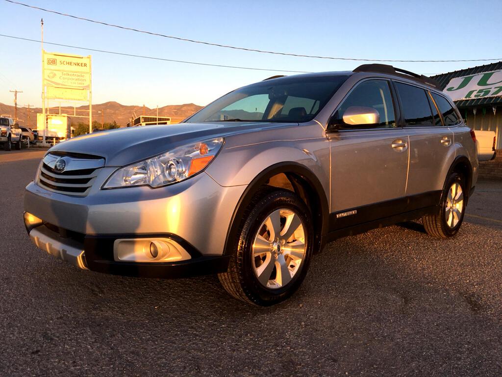 2012 Subaru Outback 2.5 XT Limited