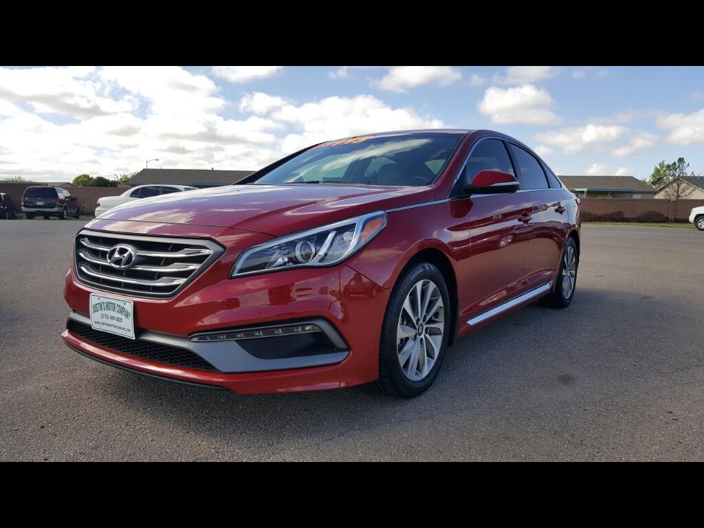 2017 Hyundai Sonata 4dr Sdn 2.4L Sport