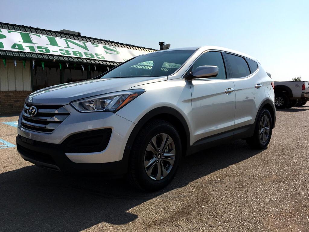2016 Hyundai Santa Fe Sport 2.4 FWD