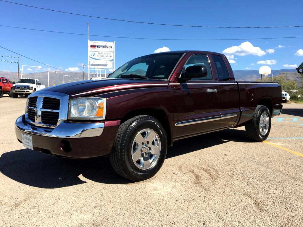 2005 Dodge Dakota Laramie Club Cab 2WD