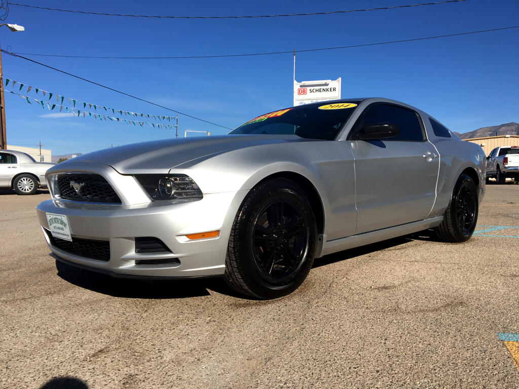 2014 Ford Mustang 2dr Cpe