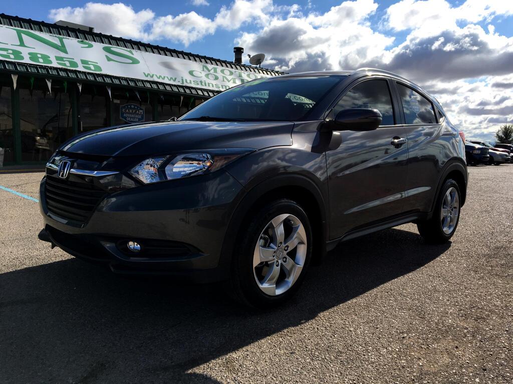 2016 Honda HR-V EX-L w/Navigation 4WD CVT