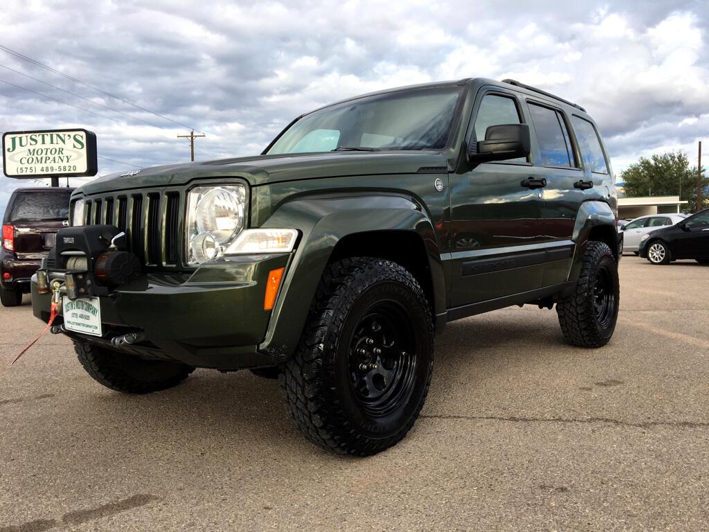 2009 Jeep Liberty 3.7L 4WD