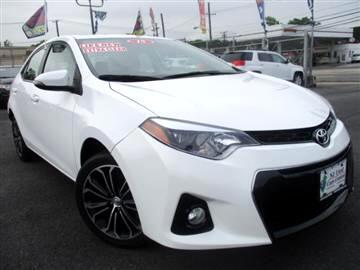 2015 Toyota Corolla