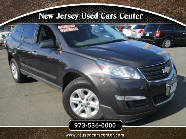2015 Chevrolet Traverse LS FWD w/PDC