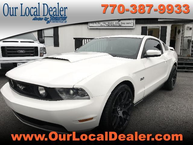 2012 Ford Mustang GT Premium Coupe