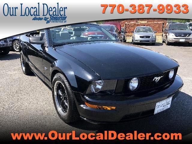 2006 Ford Mustang GT Premium Convertible