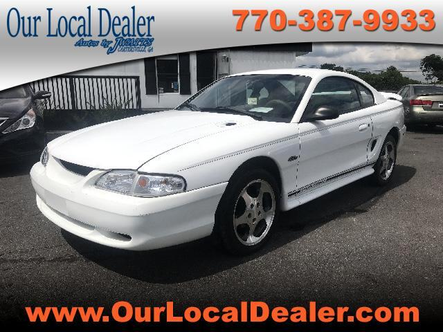 1997 Ford Mustang GT Coupe