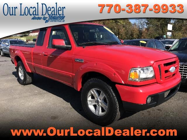 2006 Ford Ranger Sport SuperCab 4 Door 2WD
