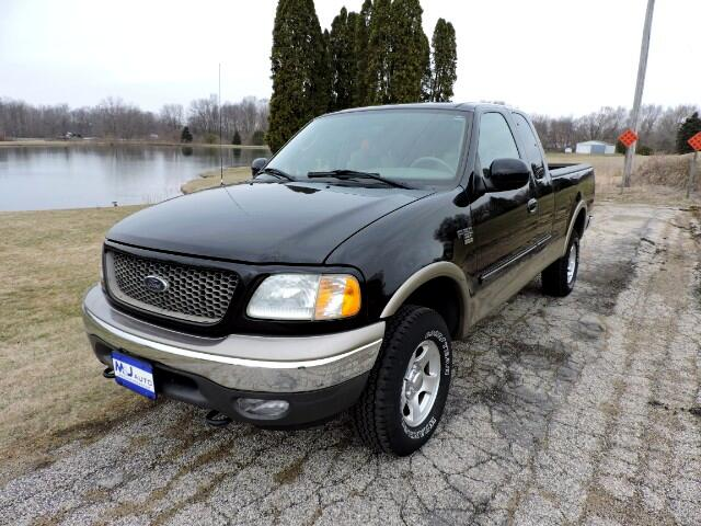 2003 Ford F-150 XLT SuperCab Short Bed 4WD