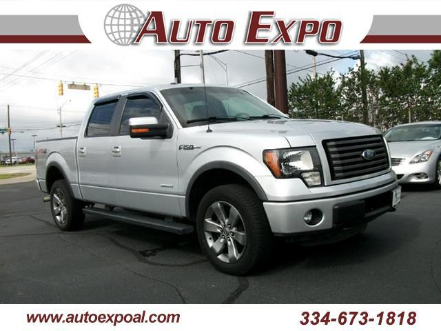 2012 Ford F-150 FX4 SuperCrew 4x4