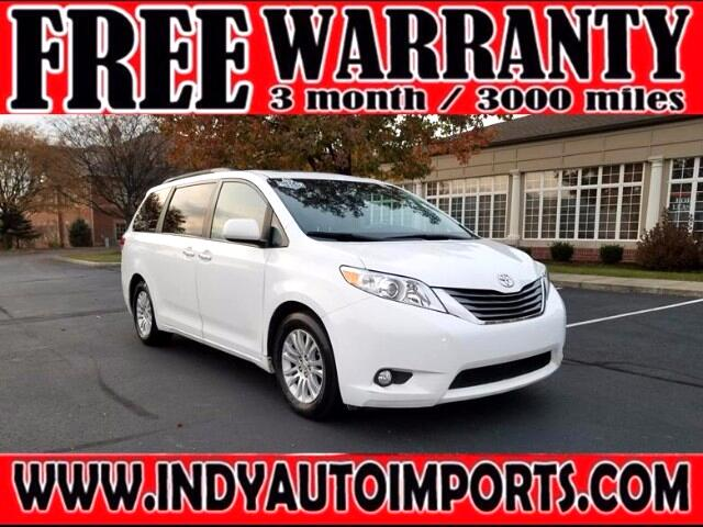 2011 Toyota Sienna XLE 7-Pass V6 ***APPOINTMENT ONLY***